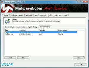 Mbam Scheduler Settings 1